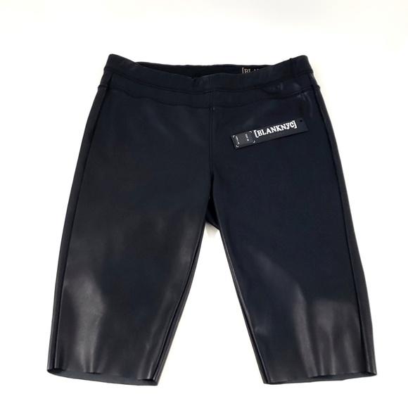 9f81bab749 Blank NYC Shorts | Blanknyc Vegan Leather Biker Size 28 J22 | Poshmark